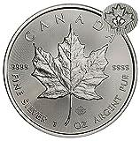 #5: 2016 CA Maple Leaf $5 Brilliant Uncirculated
