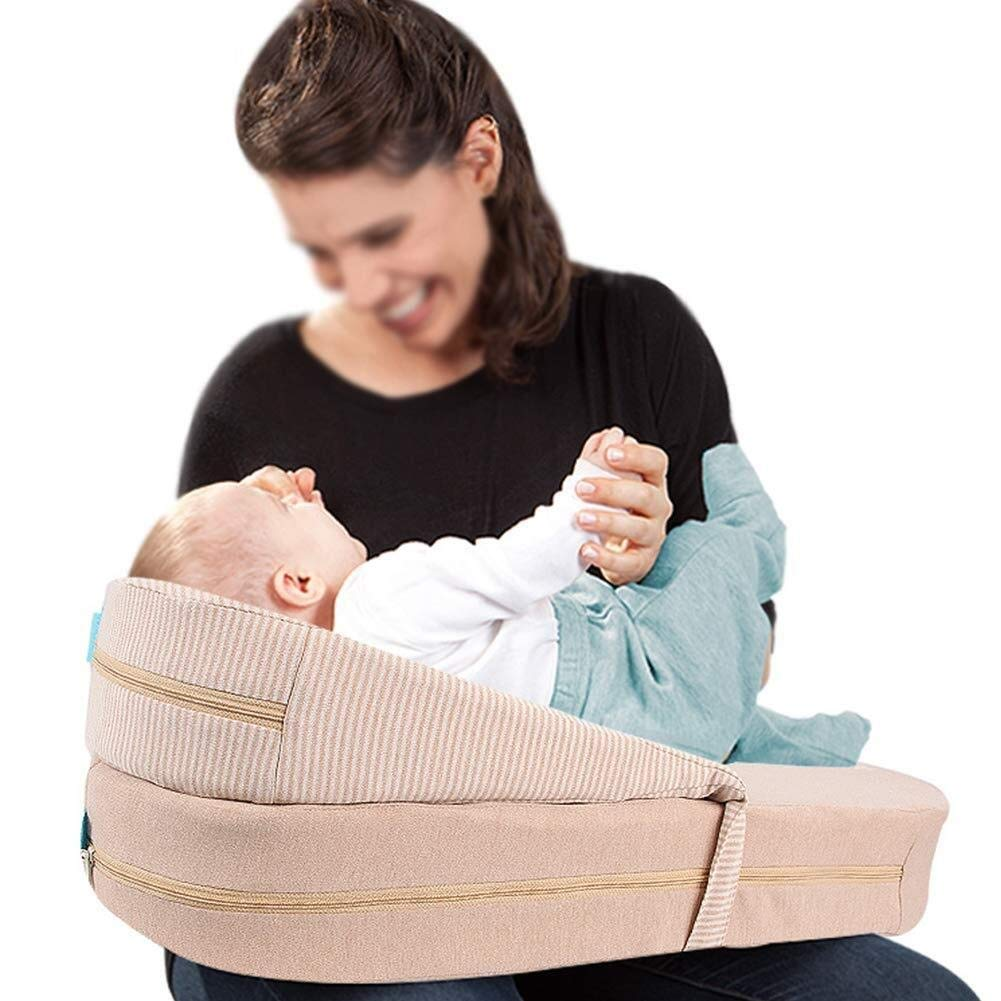 ETERLY Infant Nursing Pillow Feeding Pillow Baby Maternity Nursing Pillows for Breastfeeding for Newborn (Color : A) by ETERLY