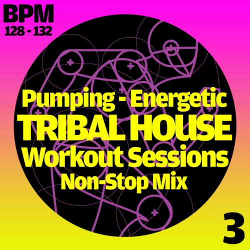 Tribal house workout sessions 3 continues dj mix for Tribal house music