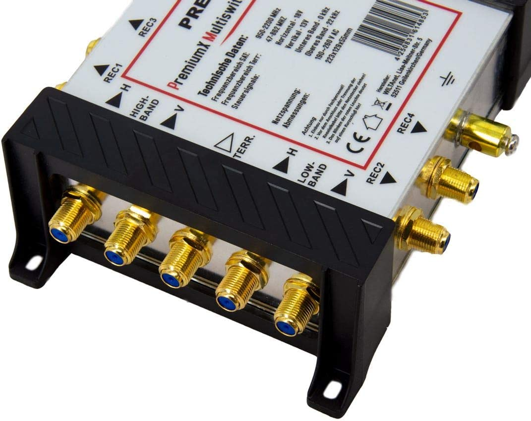 PremiumX Multi Switches 5// to choose from and 9//
