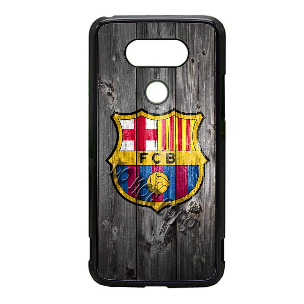 Amazon.com: 10 tipos barcelona LG G4 funda de plástico ...