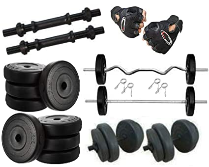 a6ade5bc66e Buy APS Fitness Dumbbell Set 20 kg for Best Body Workout Online at ...