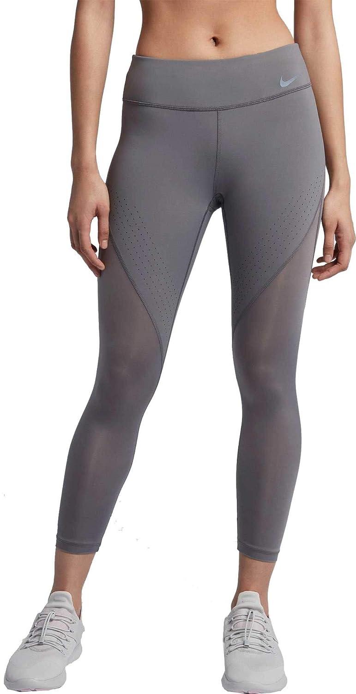 59eef97895c34f Amazon.com: NIKE Women's Power Epic Lux 7/8 Running Leggings (Gunsmoke,  Large): Clothing