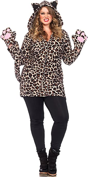 Plus Size Animal Print Costumes
