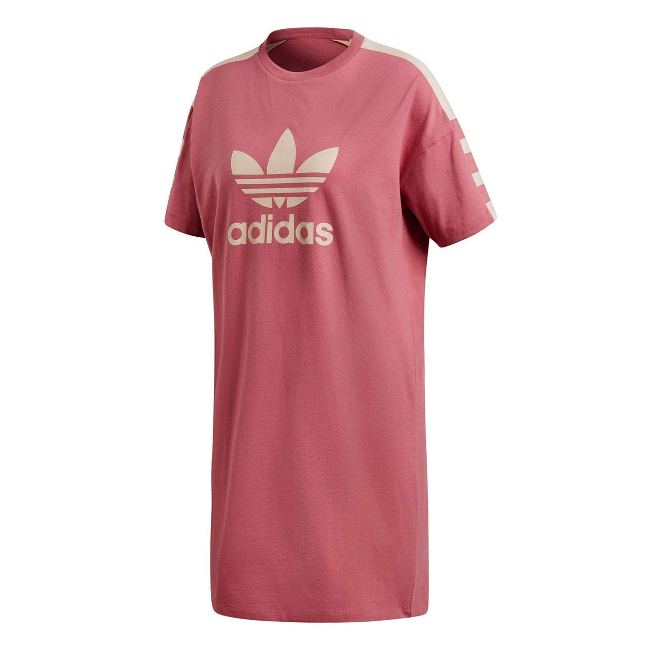 adidas Vestido de Mujer en Camiseta Rosa DH4181: Amazon.es: Ropa y accesorios