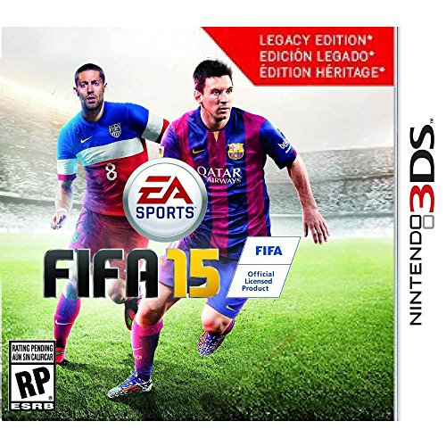 Fifa 15 N3DS