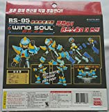 Rockman EXE Axcess 6 Kind Wind Soul Action Figures Set & Chips Set Takara Sonokong