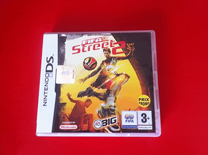 Fifa Street 2 Nintendo DS: Amazon.es: Videojuegos