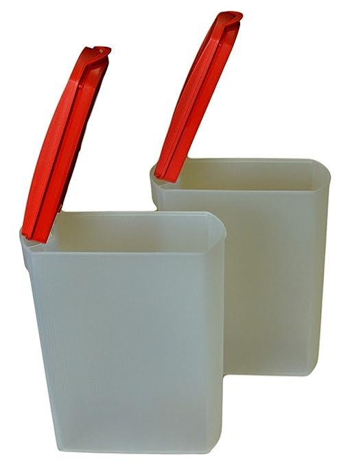 Buy Tupperware Space Maker Oval 2 2 Liter Set Of 2 Online At Low