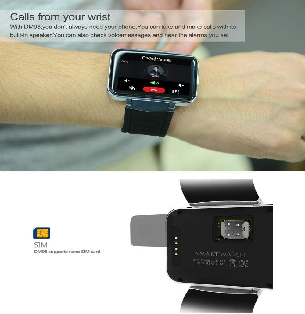 Amazon.com : SanQing WiFi Smart Watch Card GPS Display Smart ...