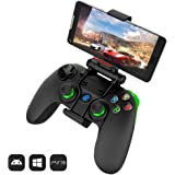 GameSir G3s Wireless Bluetooth Gamepad Game Controller per Android / PC / PS3 - Verde