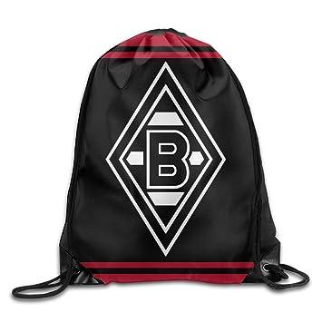 Bieshabi VfL Borussia Monchengladbach Drawstring Backpacks Sack Bag//Bags