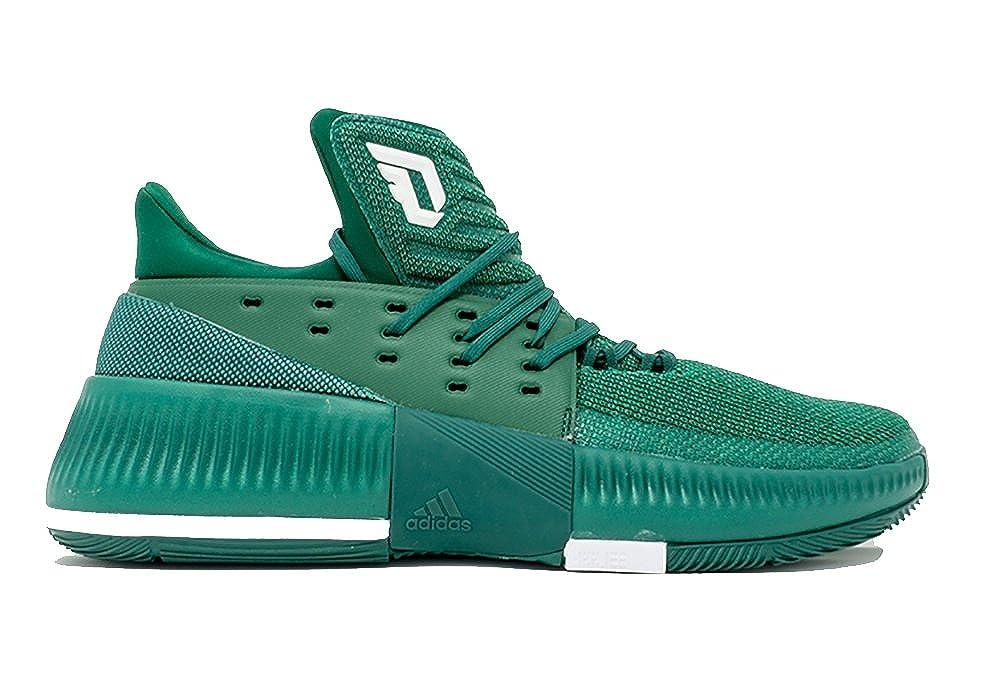 official photos 87422 e1525 Amazon.com   adidas Dame 3 NBA NCAA Shoe - Men s Basketball Green    Basketball