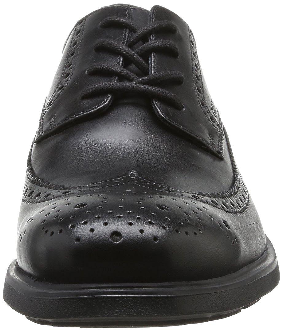 U Yoris A Abx - Chaussures de ville - Homme - Noir (C9999) - 39 EUGeox 9jWjR