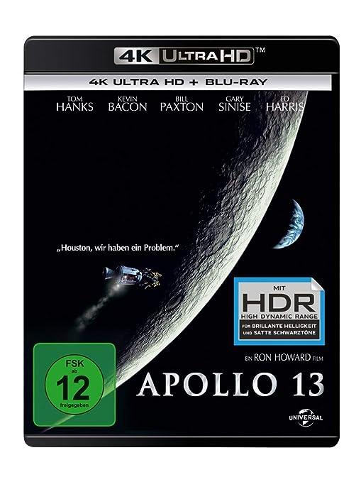 Apollo 13 4K Ultra HD + Blu-ray 2D Alemania Blu-ray: Amazon ...