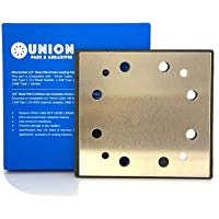1/4 Sheet PSA 8 Holes Sanding Pad Replaces Porter Cable OE # 135292/893667, Superior Pads & Abrasives SPD16 Standard Replacement Pad for 340 Finishing Sander