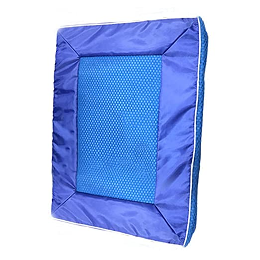 Amazon.com : Molie Pet Cooling Mat with Mesh Cooling Pet Bed ...
