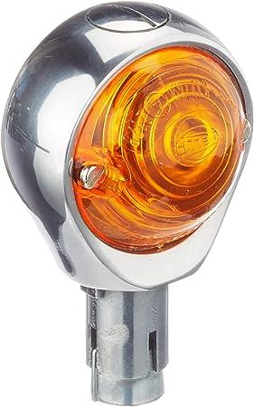 Hella 2ba 001 236 001 Blinkleuchte 12 6v Anbau Lichtscheibenfarbe Gelb Links Rechts Auto
