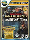 Dark Tales Edgar Allan Poes THE FALL OF THE HOUSE OF USHER Hidden Object PC Game + BONUS Game: The Undertaker