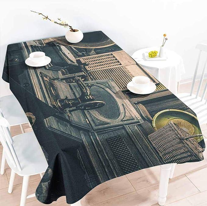 familytaste, Mantel anticuado para decoración del hogar, almacén ...