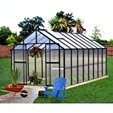 Monticello Greenhouse 16FT Black Review