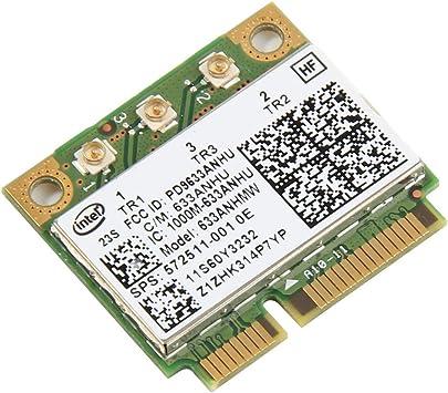 Intel Centrino Ultimate-N 6300 572511-001 HP 8440P 2540P WiFi Adapter WLAN Card