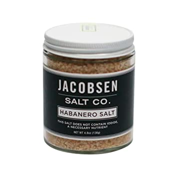Jacobson Habanero Sea Salt