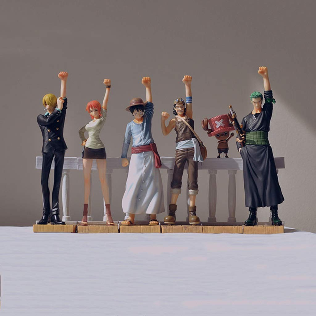 Compra calidad 100% autentica JSSFQK Anime Película Película Película Personaje Escultura Instalación Juguete Decoración Modelo Juguete  Vuelta de 10 dias