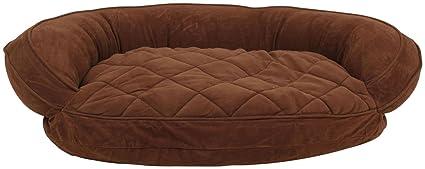 Carolina mascota acolchado cojín cama para mascotas con la humedad barrera protección, Tamaño Mediano,