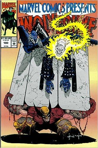 Marvel Comics Presents #100 : Wolverine, Ghost Rider, Dr. Doom, & Nightmare (Marvel Comics)