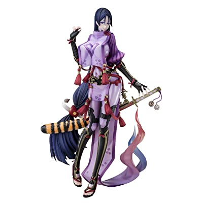 "Bellfine Fate/Grand Order: Berserker Minamoto No Raikou 1: 7 Scale PVC Figure, 10"": Toys & Games"