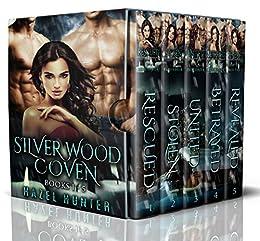 Silver Wood Coven Box Set (Books 1 - 5): An MFM Paranormal Romance Series by [Hunter, Hazel]