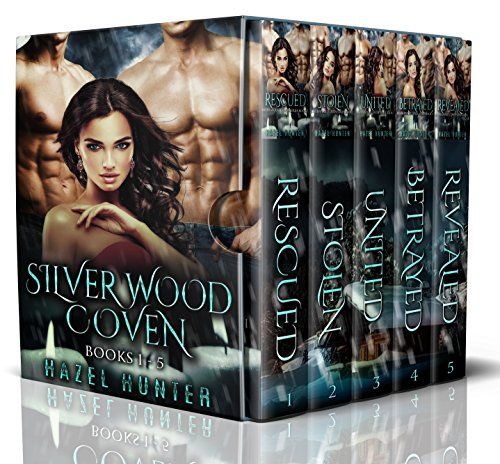 Silver Wood Coven Box Set (Books 1 - 5): A Paranormal Romance Series ()
