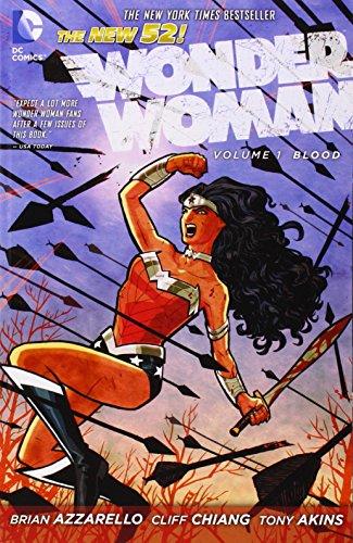 Wonder Woman, Vol. 1: Blood (The New 52)