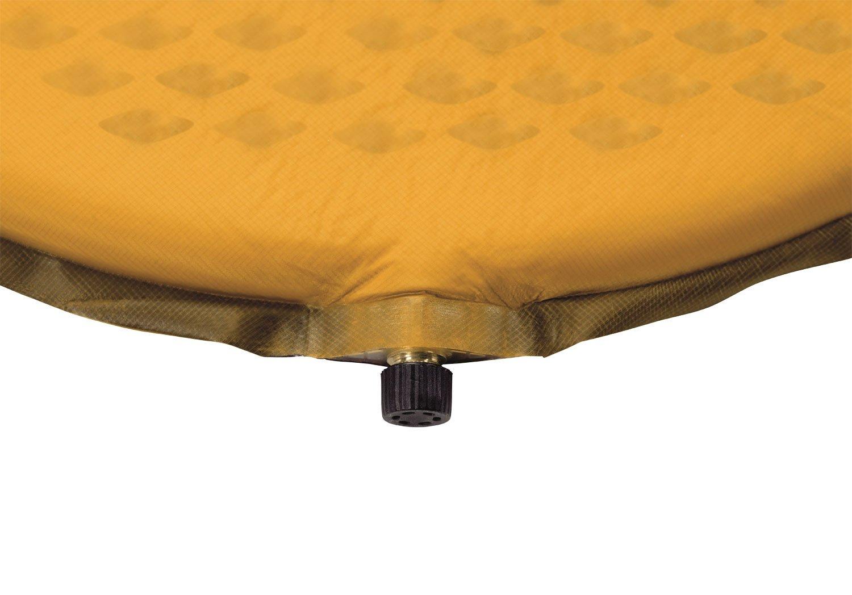 Robens Impact Selbstaufblasbare Matratze Gelb 38 mm
