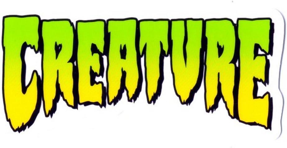 Creature Skateboards Sticker – Creature
