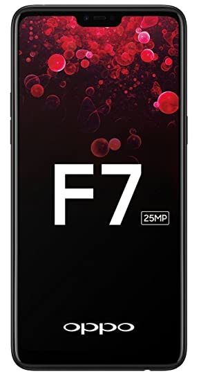 Oppo F7 (Black, 64GB)(Without Offers)