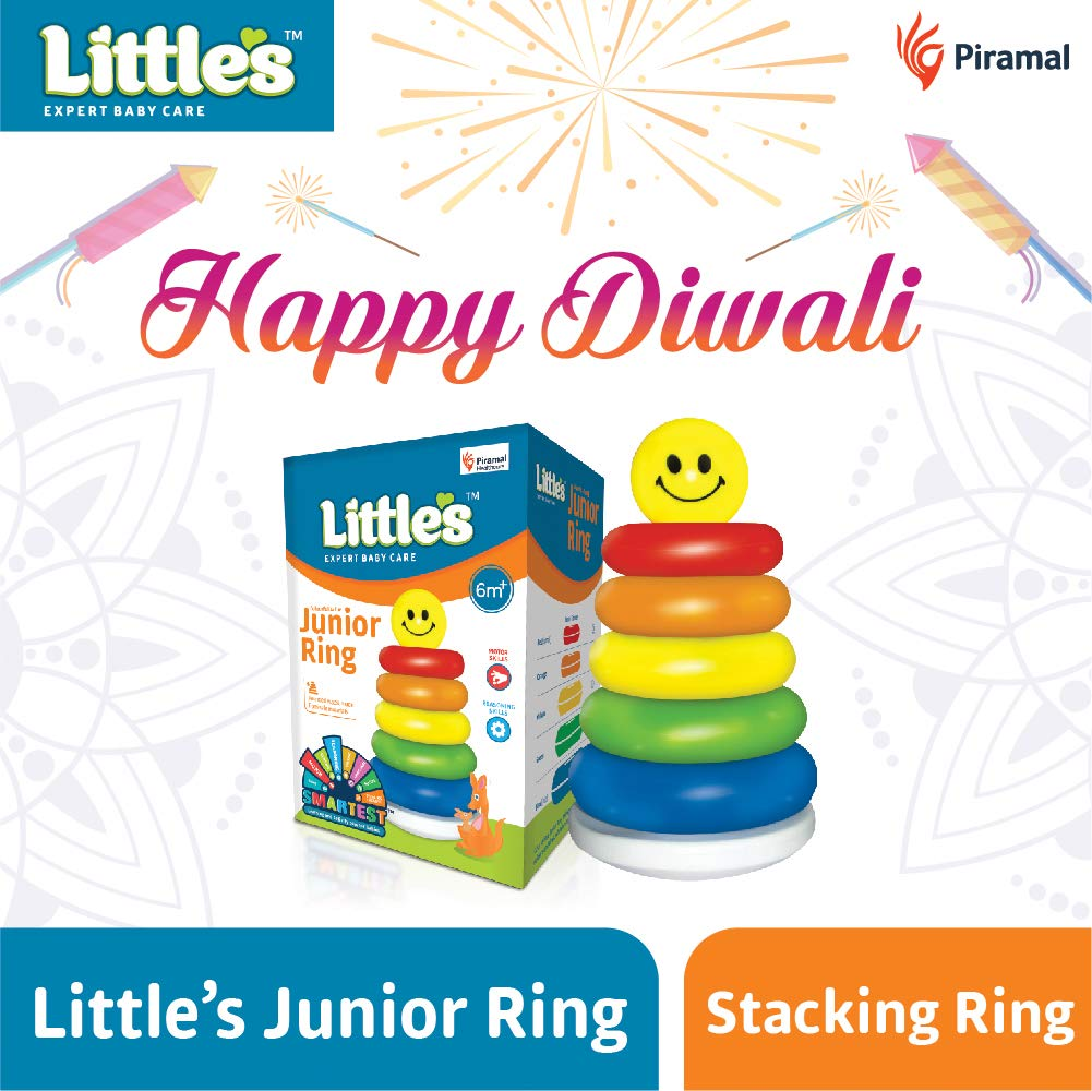 Little's Junior Ring (Multicolour) product image