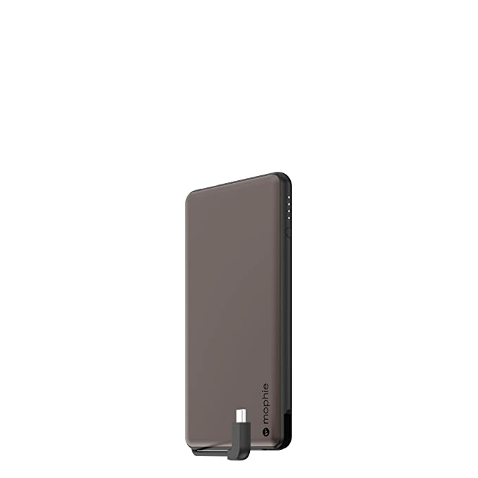 online retailer ce2e4 a0418 Amazon.com: mophie powerstation Plus Mini USB-C - Universal External ...