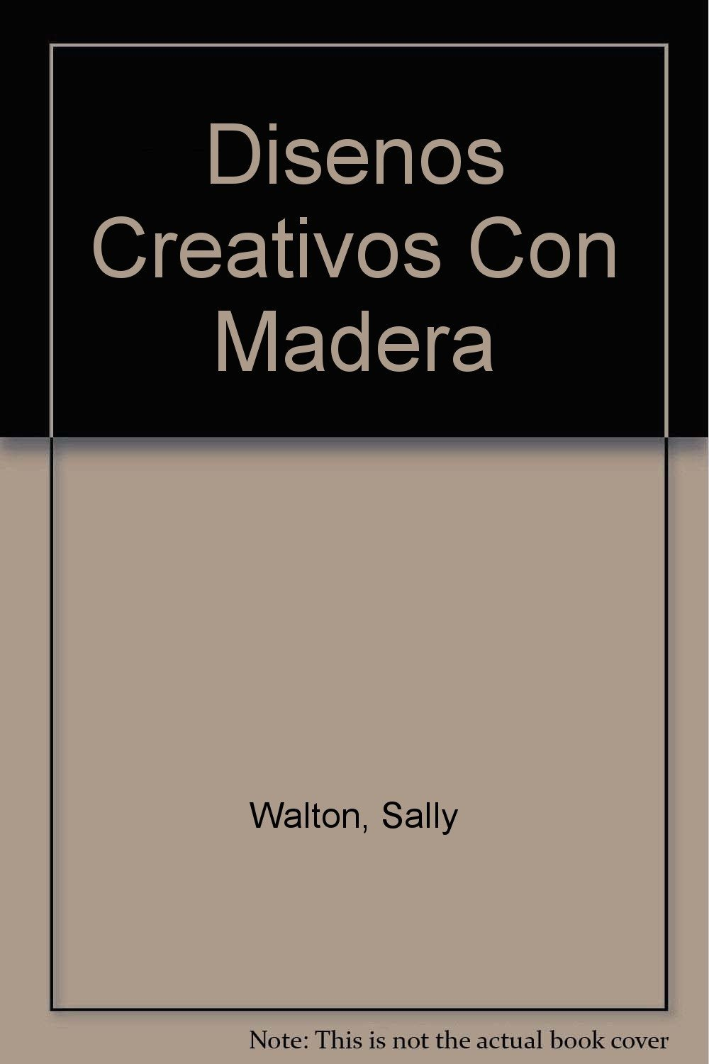 Disenos creativos con madera / Creative Designs in Wood ...