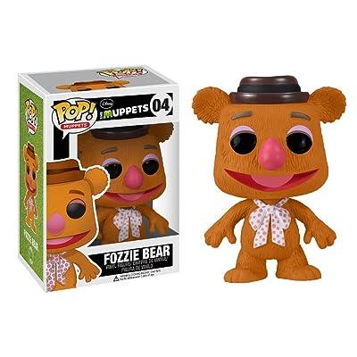 Funko POP Muppets (VINYL): Fozzie Bear: Toys & Games
