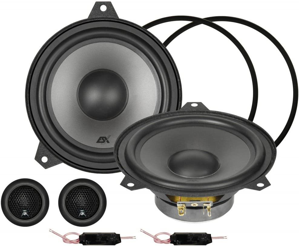 Esx Vision Vs Bmw Speakers Vs 165c Bmw E46 Audio Hifi