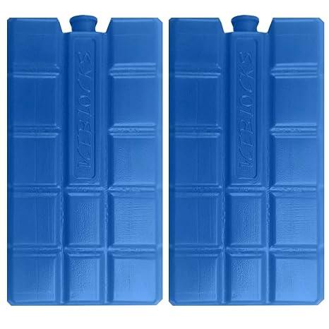 3 pieza Acumuladores frío nevera batería 200 ml batería aplicador ...