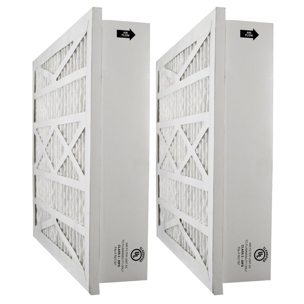 Tier1 24x30x5 (23.75 x 29.75 x 4.38) MERV 8 Air Filter Grill Replacement