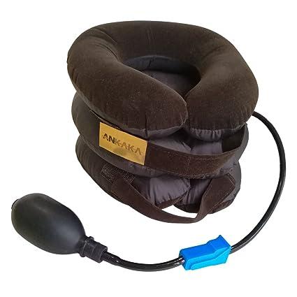 Amazon Com Ankaka T1 Travel Pillow Scientifically Proven Neck