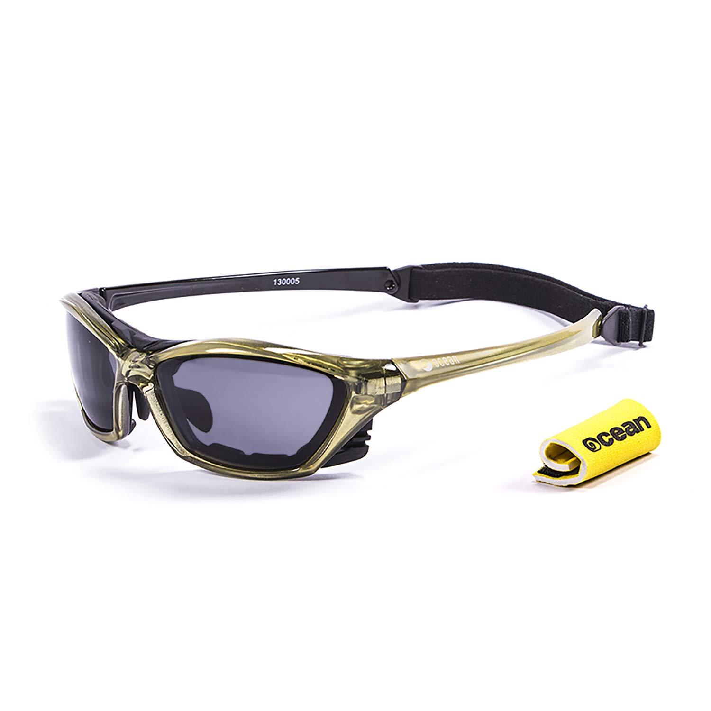 Ocean Polarized Sunglasses Lake Garda - Protective Eyewear For Watersports, Surfing, Kitesurfing, Windsurfing, Sailing, Jetski, Sup and Fishing by Ocean