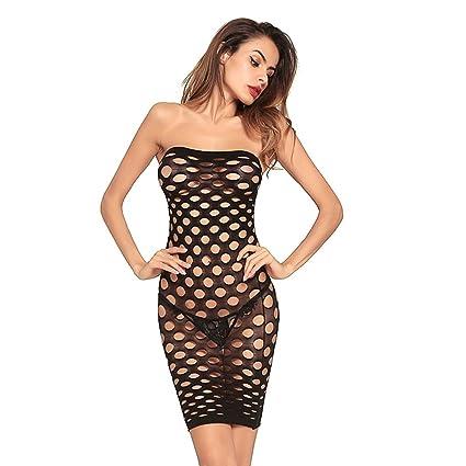 DWW-Lencería sexy Ropa interior atractiva de la ropa interior de las mujeres sujetador negro