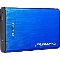 Homyl Disco rígido externo portátil de 1 TB USB 3.0 para laptop/mesa/Xbox one/PS4/Wii U/Chromebook, azul