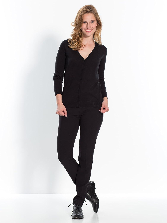 57383ec0ff5f2 Balsamik - Incontournable gilet - femme Morpho A - Taille   38 40 - Couleur    Noir  Amazon.fr  Vêtements et accessoires