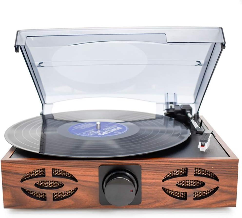 綺麗な レトロビニールレコードプレーヤーアンティーク蓄音機レトロヴィンテージクラシックモダンリビングルームヨーロッパスタイルの家